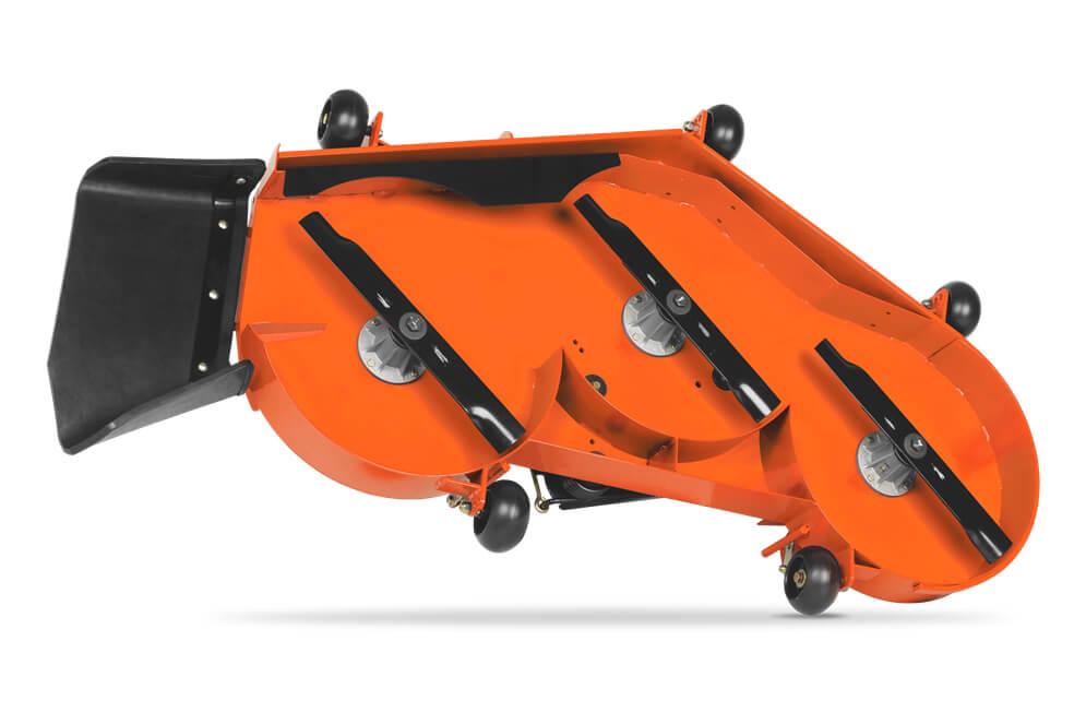 Zero Turn Mower Accessories : Fabricated Cutting Deck